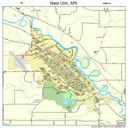 new ulm minnesota map 2746042