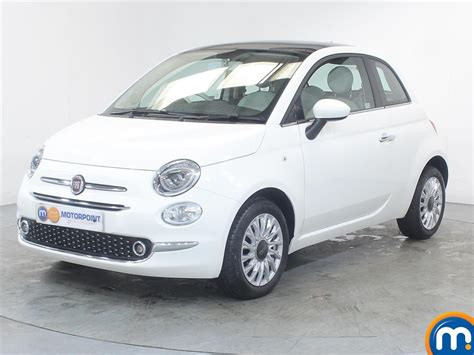 fiat  automatic cars  sale motorpoint car