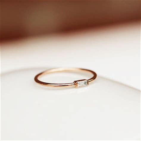 shop simple engagement ring on wanelo