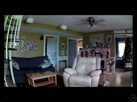 interior home surveillance cameras hands on review blink wireless home security camera