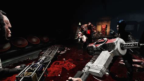 these new killing floor 2 screens are drenched in blood vg247