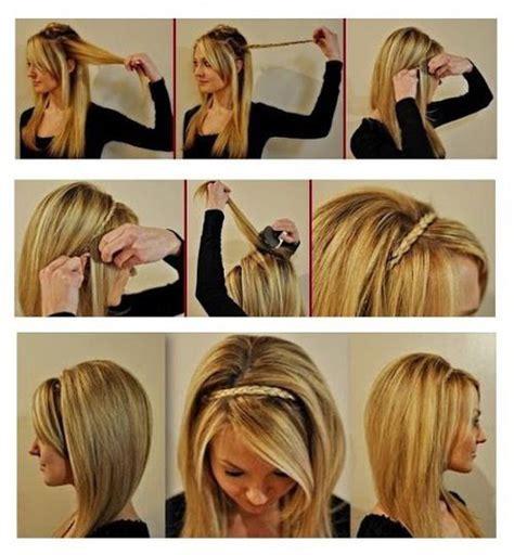 peinados con trenzas pelo suelto paso a paso www tumblr peinados cabello suelto paso a paso buscar con