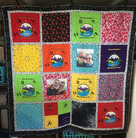 Custom Quilt Makers by Memory Quilt Custom Made Memory Quilt Made From 15 To 49