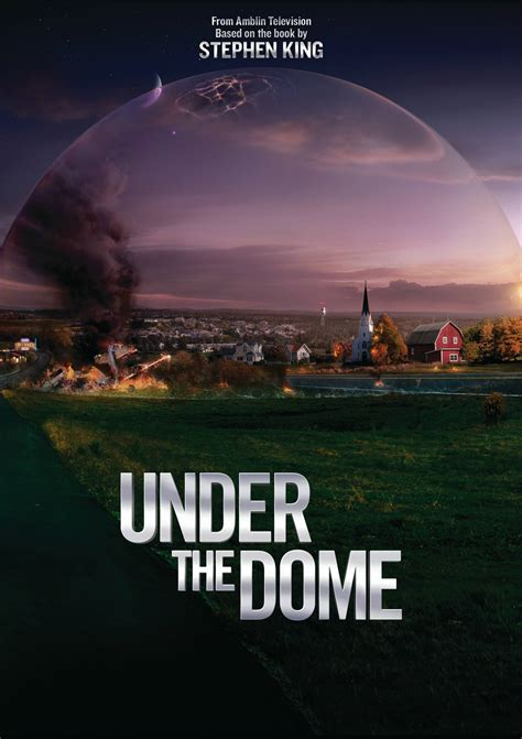 under the dome under the dome dvd cover under the dome photo 36356302 fanpop