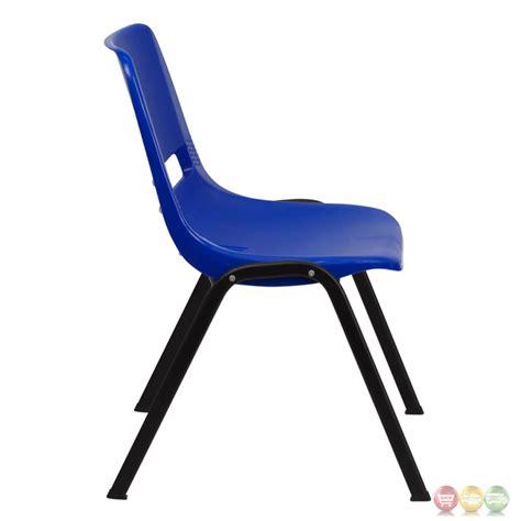 hercules series 880 lb capacity blue ergonomic shell