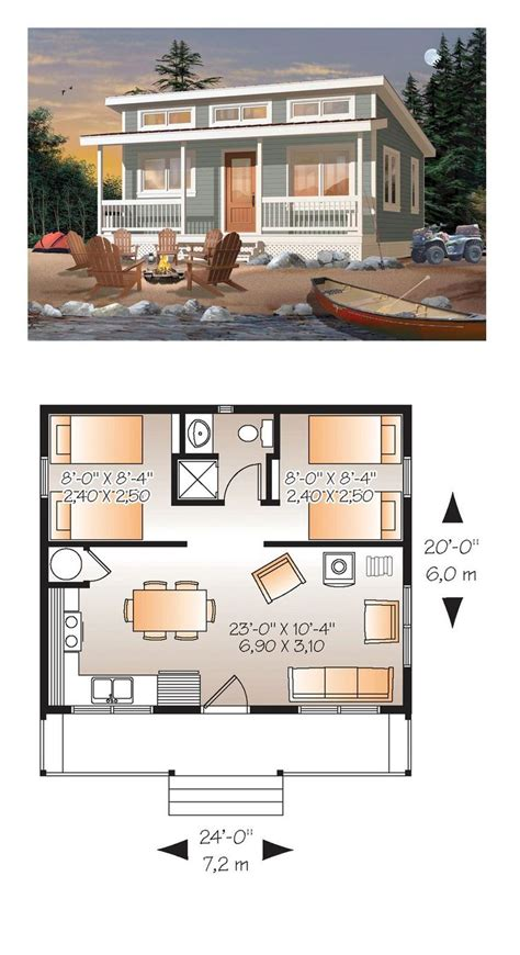 tiny house 2 bedroom 25 best ideas about cabin plans on pinterest small
