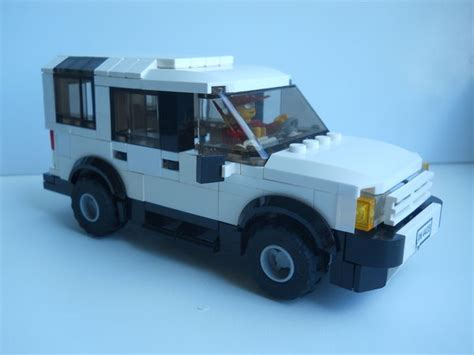 lego land rover discovery land rover discovery doublebrick ru форум о lego 174