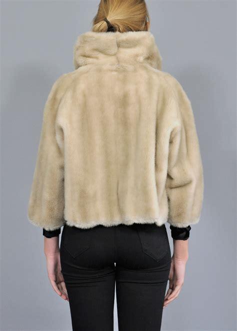 faux fur swing jacket 50s faux fur swing jacket crop fur jacket vintage 50s