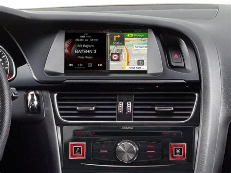 Hw K8 by Autoradio Alpine Style X701d A5 Gps 233 Cran Tactile Audi A5