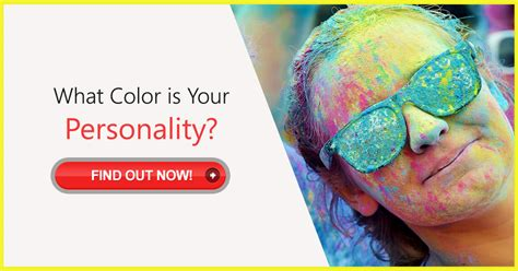what color is your personality test what color is your personality