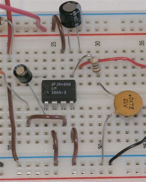 integrated circuit how to make how to make simple integrated circuit 28 images small class b audio lifier circuit diagram