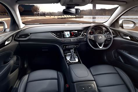 opel commodore interior 2018 holden commodore vxr revealed motor