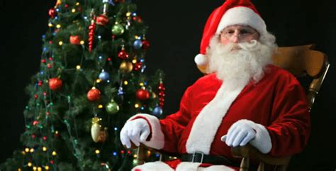 santa in a rocking chair by pressmaster videohive