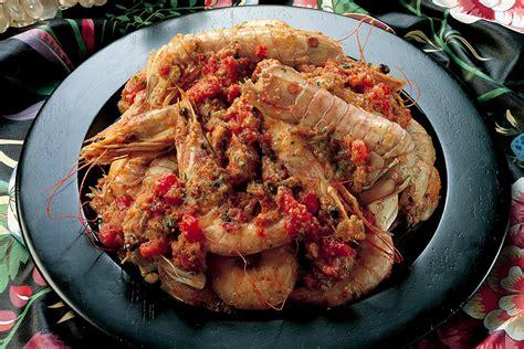 cucinare le canocchie ricetta moqueca di gamberi e canocchie la cucina italiana