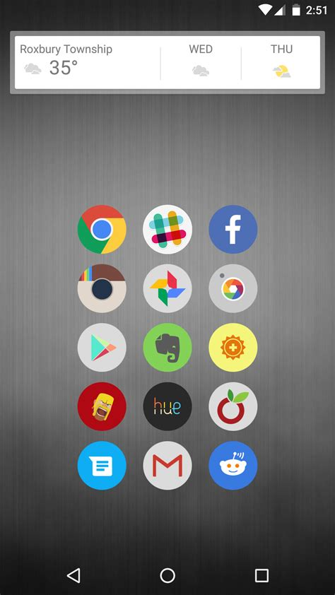 home screen layouts and how to theme them android central home screen layouts and how to theme them android central
