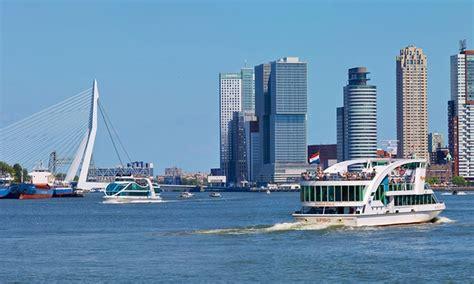 boten in rotterdamse haven spido in rotterdam groupon