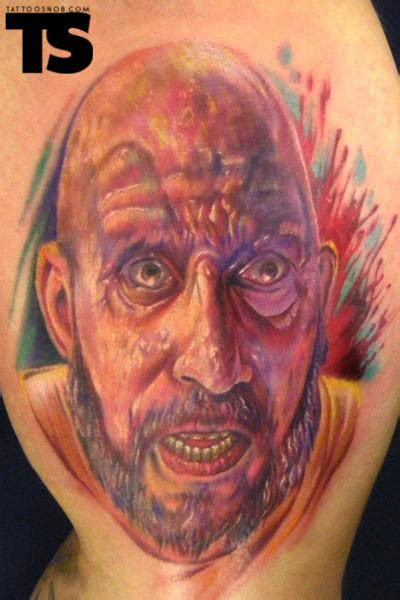 rob zombie tattoos 68 best captain spaulding tattoos images on
