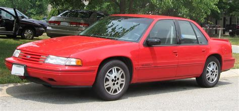 1993 chevrolet lumina pictures information and specs auto database com
