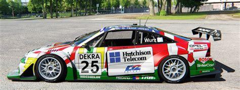 opel calibra race car opel calibra itc 1996 racedepartment