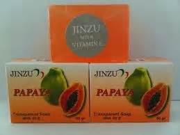 Sabun Papaya New sabun papaya whitening soap bpom sabun pemutih wajah