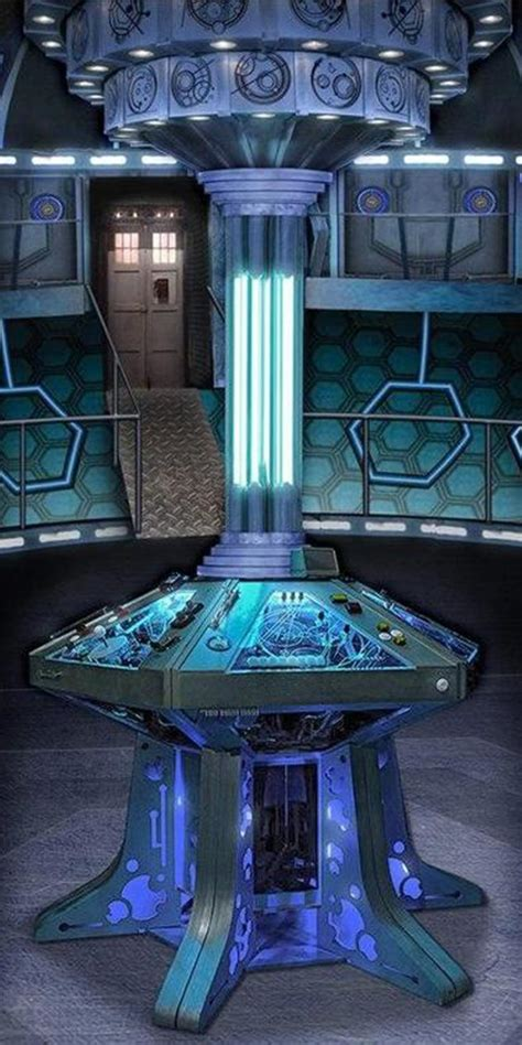 Doctor Who Tardis Interior by Tardis Interior 2013 By Gameover89 On Deviantart
