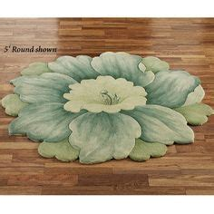 rugs shaped like flowers pink peony flower shaped rugs decor rugs pink peonies and