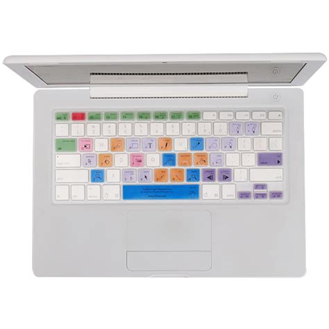 Zcover Typeon Keyboard Skins With Shortcut by Zcover Typeon Preprinted Program Keyboard Skin For Apple
