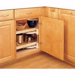 Lazy Susan Organizer For Kitchen Cabinets Blind Corner Half Moon Wood 2 Shelf Lazy Susans Rev A Shelf 4wls Series Rockler Woodworking