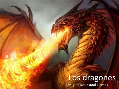 los dragones los dragones de primercicloalqueria
