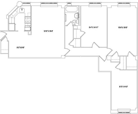 Stuyvesant Town Floor Plans by Stuyvesant Town New York Ny Apartment Finder