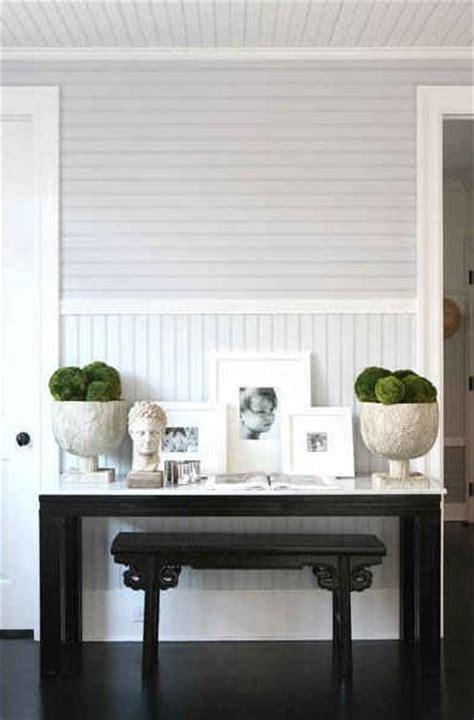 horizontal beadboard really cool paneling for the home