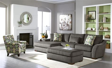 gray furniture living room orleans gray living room sofa collection contemporary