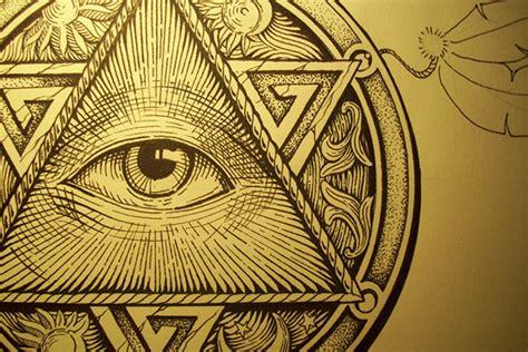 annuit coeptis illuminati annuit coeptis on behance