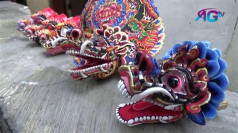 Jual Miniatur Barongan Jaranan by Miniatur Barongan Dari Tongkat Pramuka Karya Siswa Smk