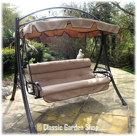 swing seats for adults adults luxury rimini garden patio metal frame swing seat