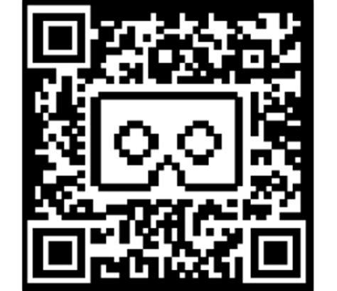 Vr Gear Miniso vr headset qr codes