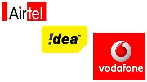 vodafone 2g mobile plans airtel vodafone and idea increases 2g tariff
