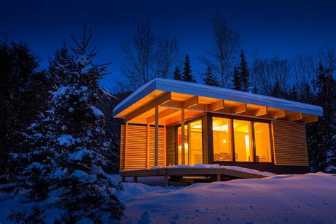 gallery chalet exp a tiny modern cabin for s