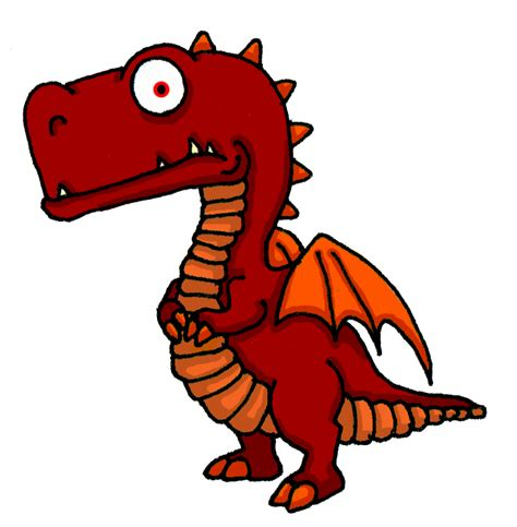 cartoon dragon tattoo cliparts co