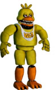 Springlock chica at night nightmare chica by applejack14 on