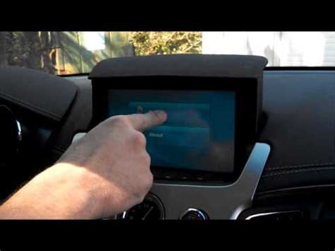 2010 cadillac cts navigation system added pop up navigation to cadillac cts