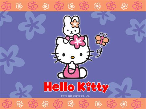 wallpaper hello kitty windows 7 hello kitty tapety na pulpit fd