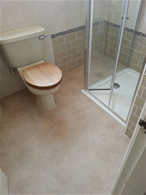 cushioned bathroom flooring cushioned bathroom vinyl flooring by out about carpets