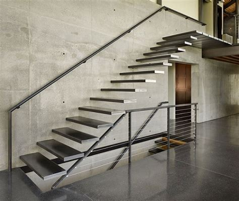 Floating Stairs Floating Staircase Staircase Design Floating Stairs
