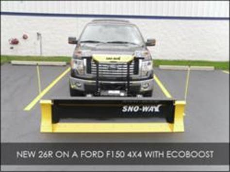 wisconsin based sno     snow plow tested