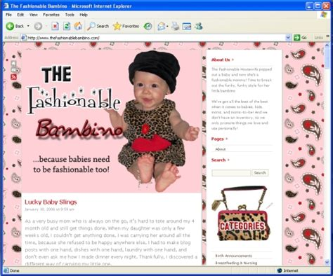 sister site sister site the fashionable bambino the fashionable