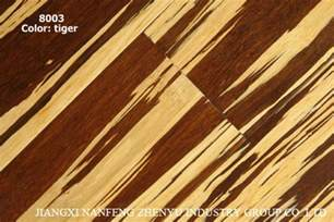 china tiger stripe strand woven bamboo flooring 8003
