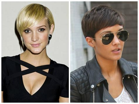 side swept bangs oblong face short hairstyles for an oval face shape women hairstyles