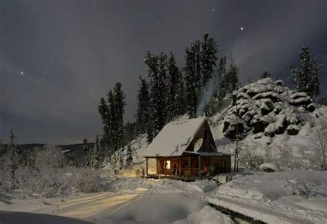 Snowy Cabins by Snowy Cabin Snow And