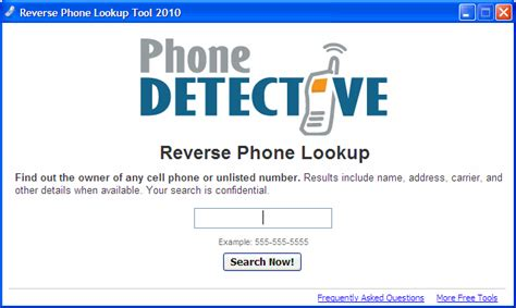 Phone Lookup For Cell Phones Avantfind